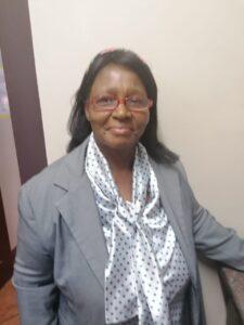 Mrs Mponang E Mncadi